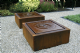 Water features with fountains and LED Lighting from potstore.co.uk